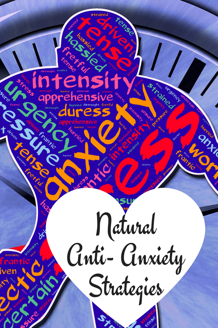 Natural Anti-Anxiety