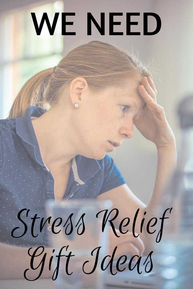 Ideas stress relief gifts