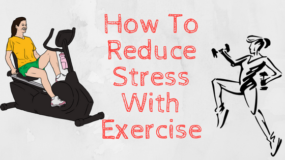 how to reduce exercise with exercise