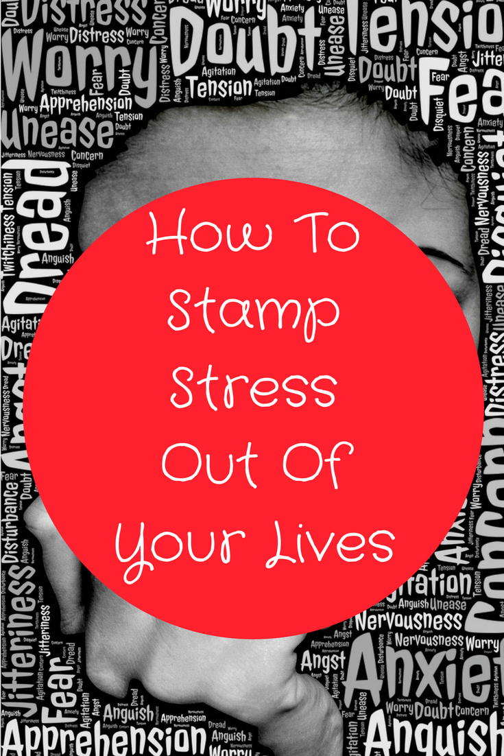 how to remove stress from your daily life