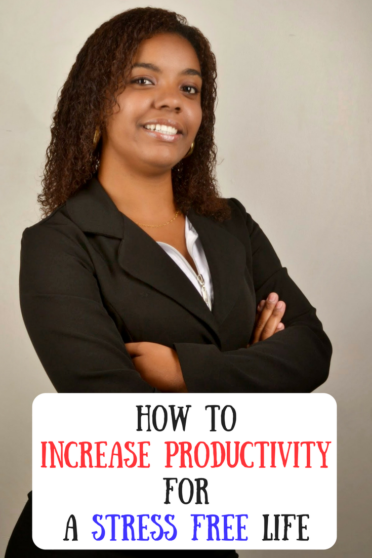 how to become more productive in life
