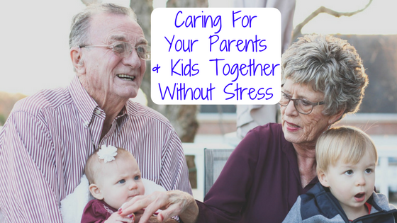care for aging parent