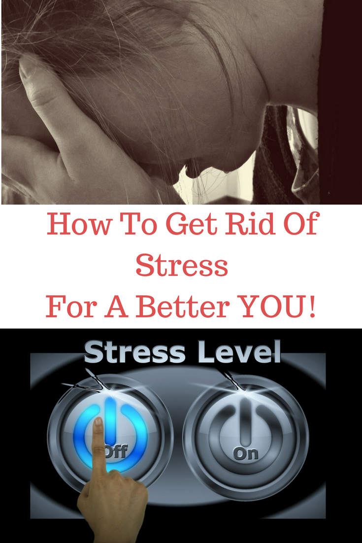 how to get rid of stress fast