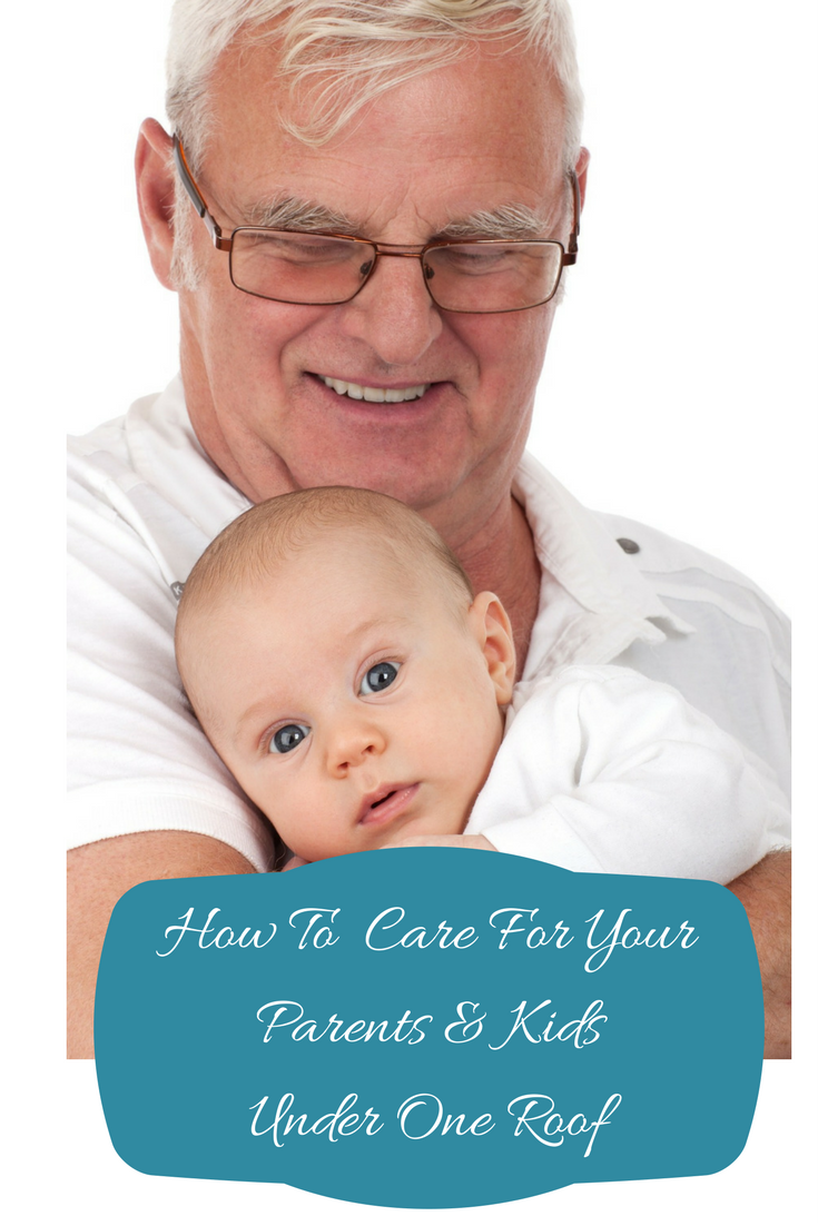 taking care aging parents