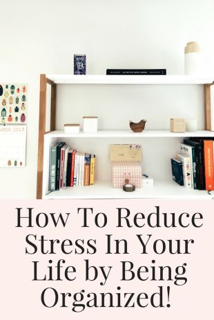 how to reduce stress in your life