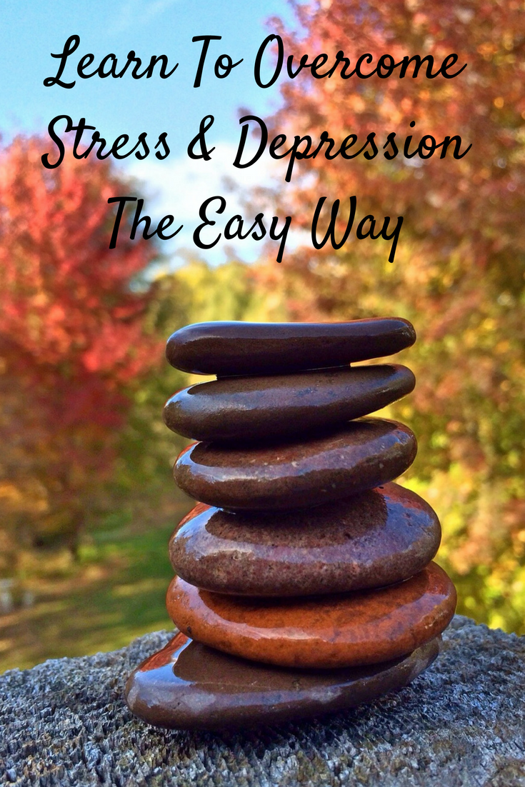 how to naturally cure depression
