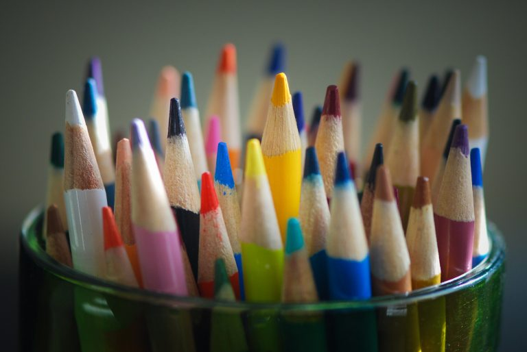 Want to Relax? Try Adult Coloring Books for Stress!