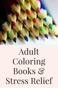 Adult coloring books for stress