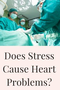 can stress cause heart problems