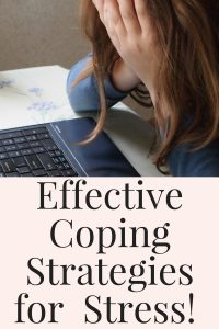 effective coping strategies for stress