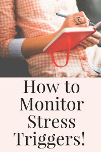 how to monitor stress