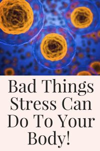 things stress can do your body