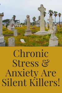 chronic stress and anxiety