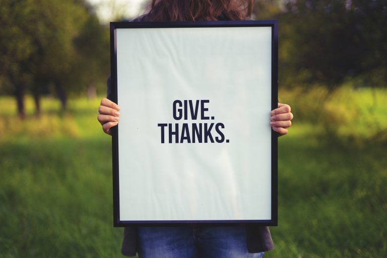 How to Be More Grateful (Regardless of Your Circumstances)!