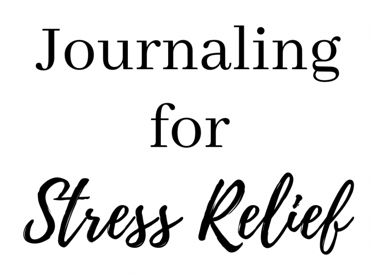 Journaling Prompts for Stress Relief and Gratitude