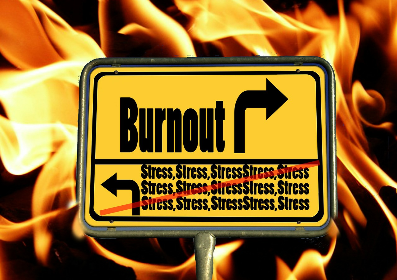 how to avoid work burnout
