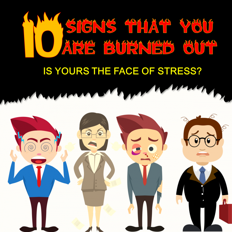 Easy to Spot Burnout Warning Signs