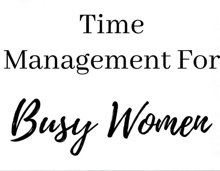 Time Management Help – Create More Time Out of Thin Air