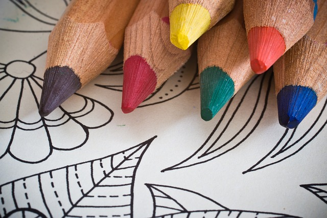 Coloring for Stress Relief – The Hottest Trend In Stress Reduction