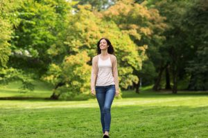 benefits of Walking for stress relief