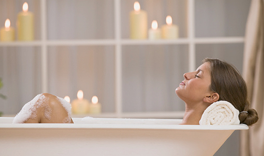 Best Stress Relief Bath Products to Help You Relax & Unwind