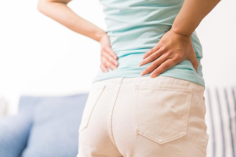 Reduce Lower Back Pain from Stress With These Easy Techniques