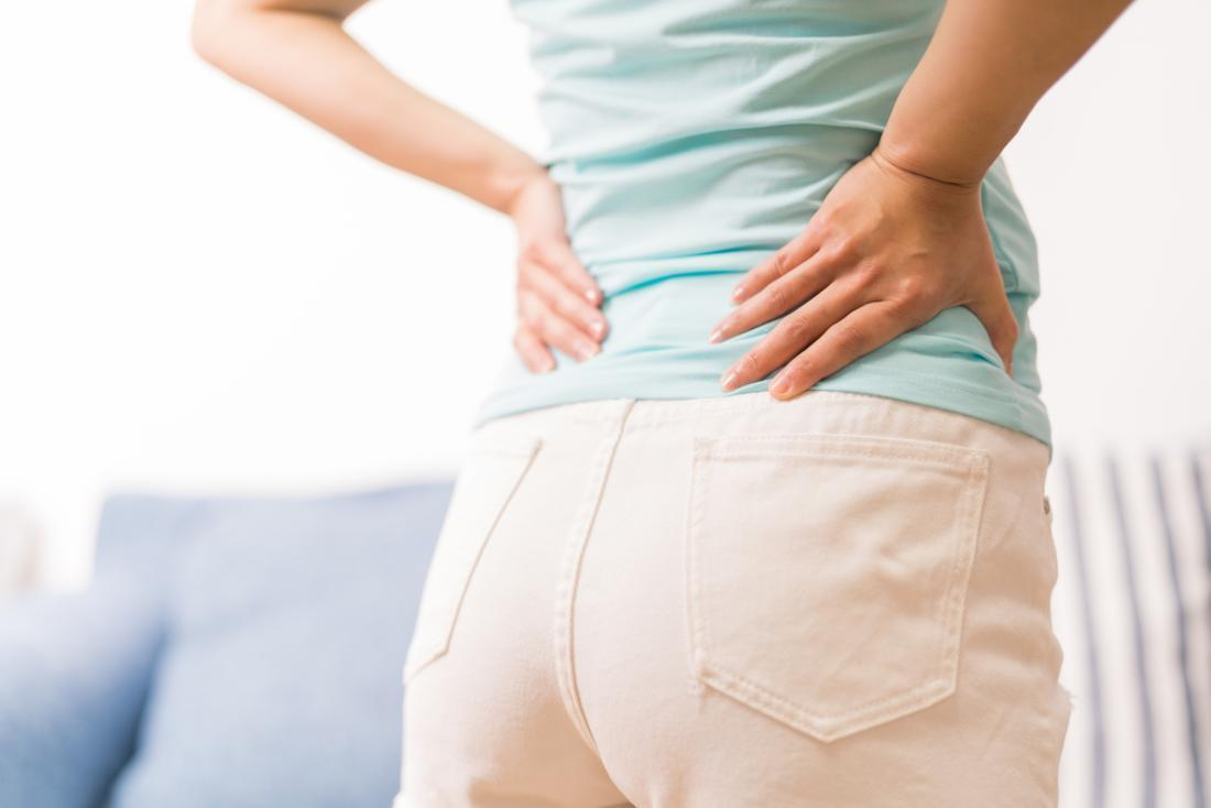 lower back pain from stress