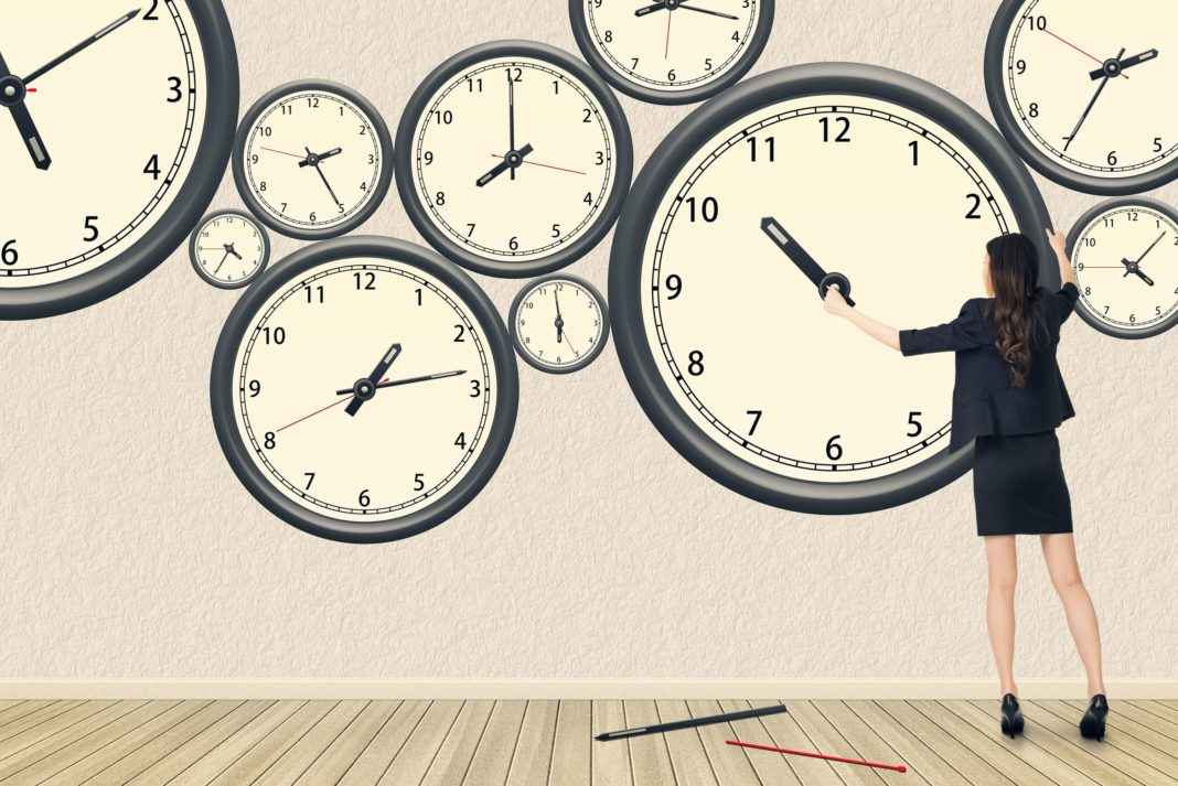 how to get better at time management
