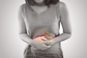 acid reflux from stress
