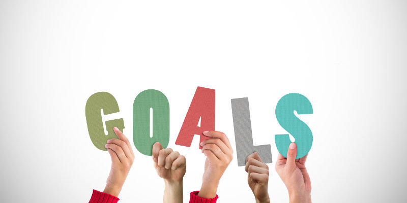 how to set goals for life
