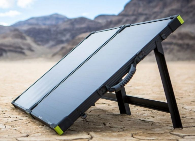 Essential Solar Powered Survival Gear to Survive A Crisis Situation