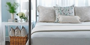 make your bedroom a haven of rest