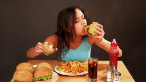 eat healthy to fight stress
