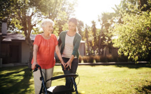 find ways to cope with caregiver stress