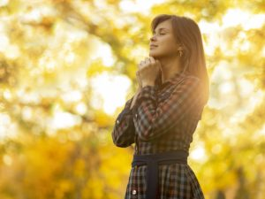 practice gratitude for stress relief and self care