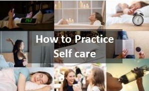 self care for professionals