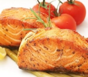 salmon is a good source for omega 3