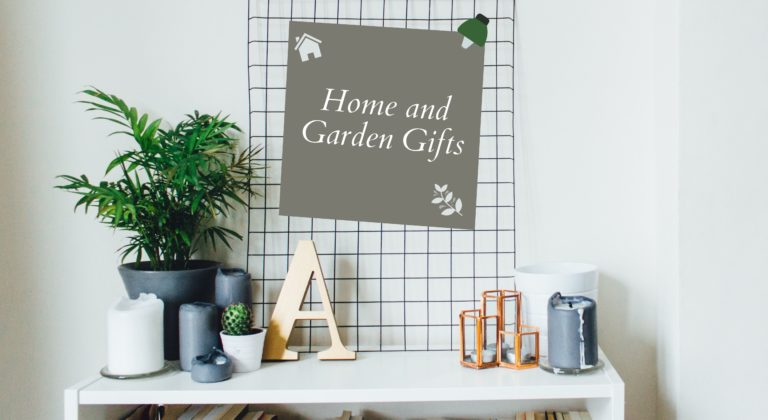 Top Home and Garden Gifts for Families & Singles