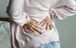 Reflexology for Stress and lower back pain