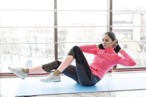 exercise for stress relief during the holidays