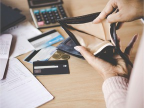 How to Deal With Financial Stress Effectively