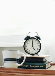 Set clear working hours while working from home