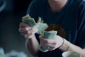 manage money and control spending for stress relief