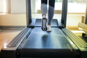 treadmill workout at home
