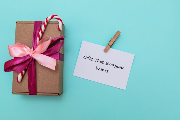 Gifts That Everyone Wants Anytime & Any Season