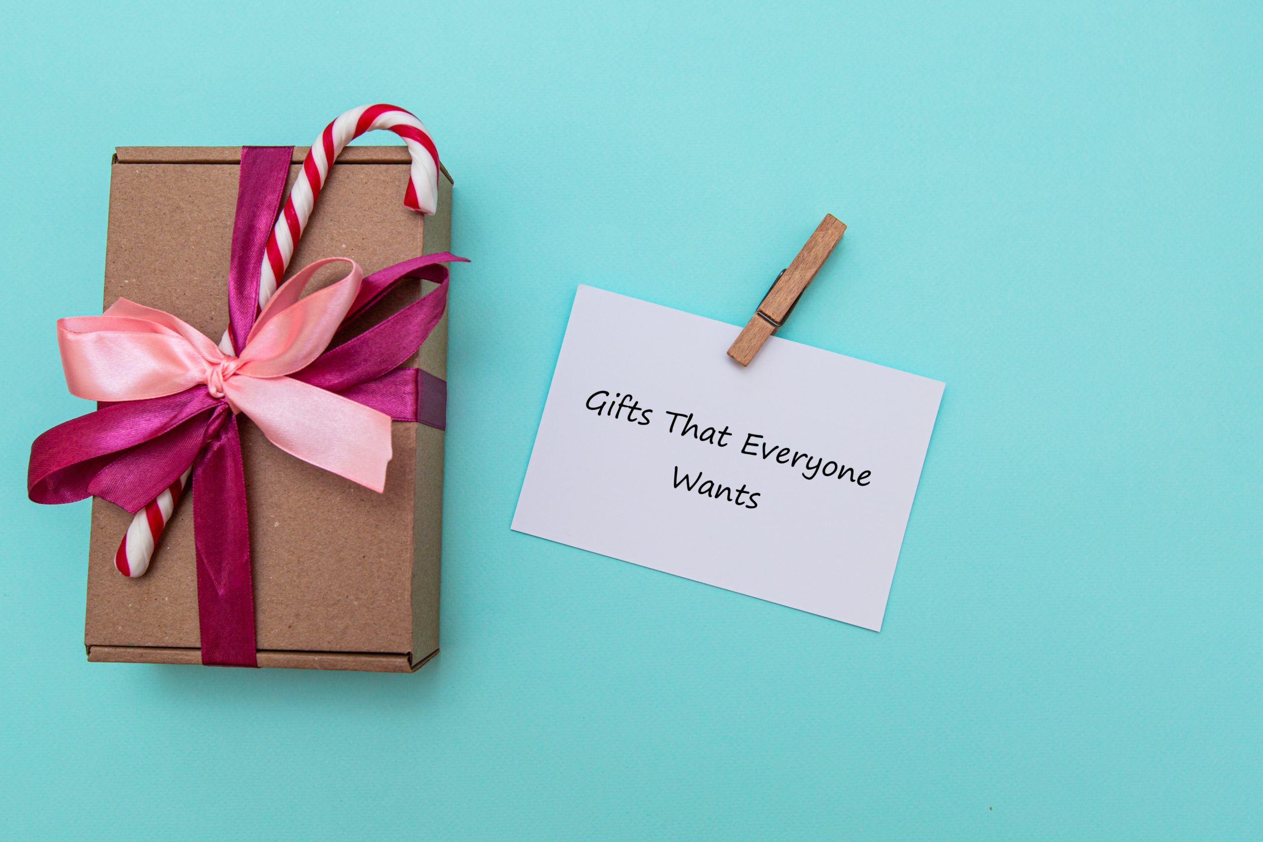 gifts that everyone wants
